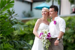 Wedding in Koh Samui - Four Seasons Resort