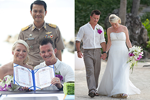 Legal Marriage in Thailand