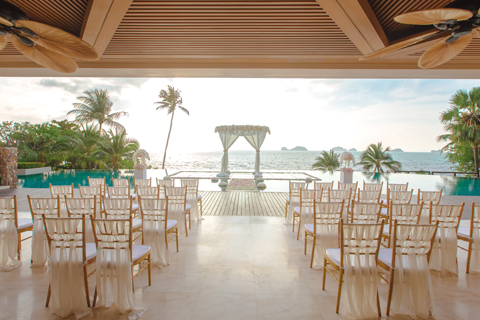 Wedding in Samui